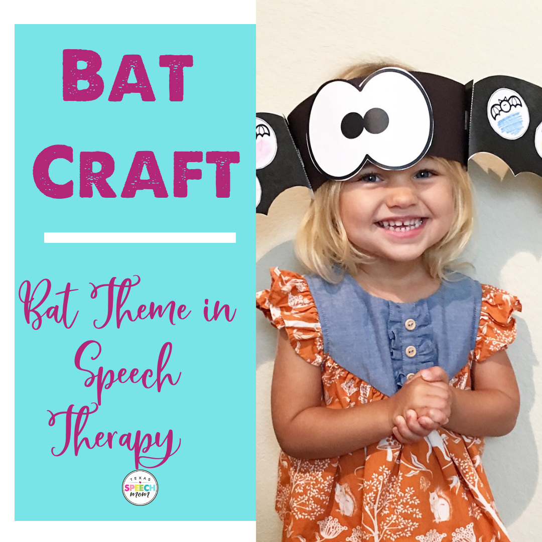 Talking Bat Hat Language Craft!