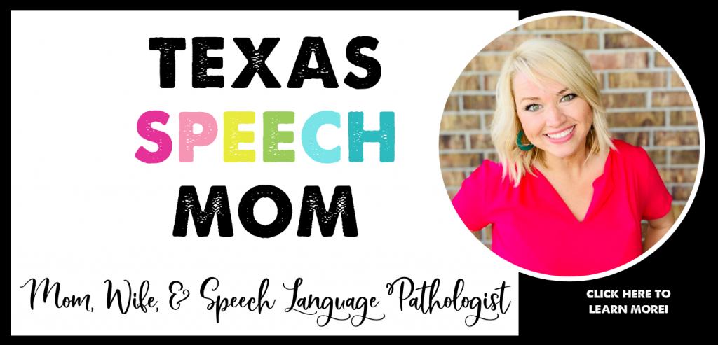 Texas Speech Mom - Texas Speech Mom